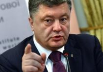 Порошенко: Киев скоро вернет Крым и Донбасс