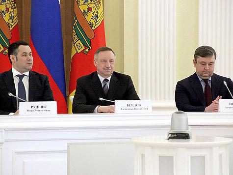 Новый губернатор Тверской области был представлен власти иобщественности