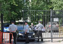 Эксперимент в московской больнице: машину пустили на территорию спровоцировать конфликт