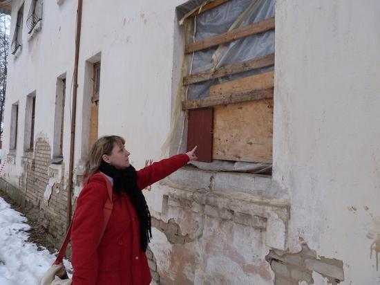 Жители посёлка под Тверью сражаются за право на безопасную жизнь