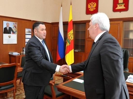 В Тверской области назначен новый министр здравоохранения