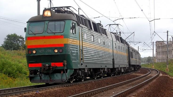 Поезда научастке Москва— Петербург отстают отграфика