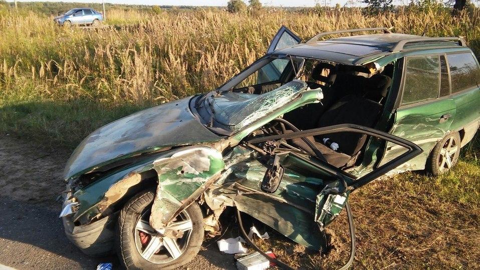 ВТверской области нетрезвый  шофёр  устроил ДТП: среди пострадавших— 6-летний ребенок