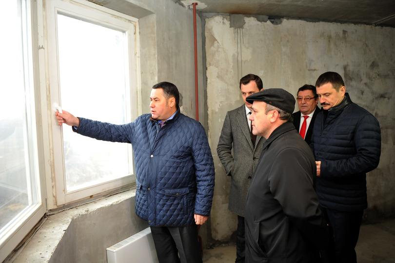 ВТвери ввели встрой 73-й дом дольщиков «СУ-155»