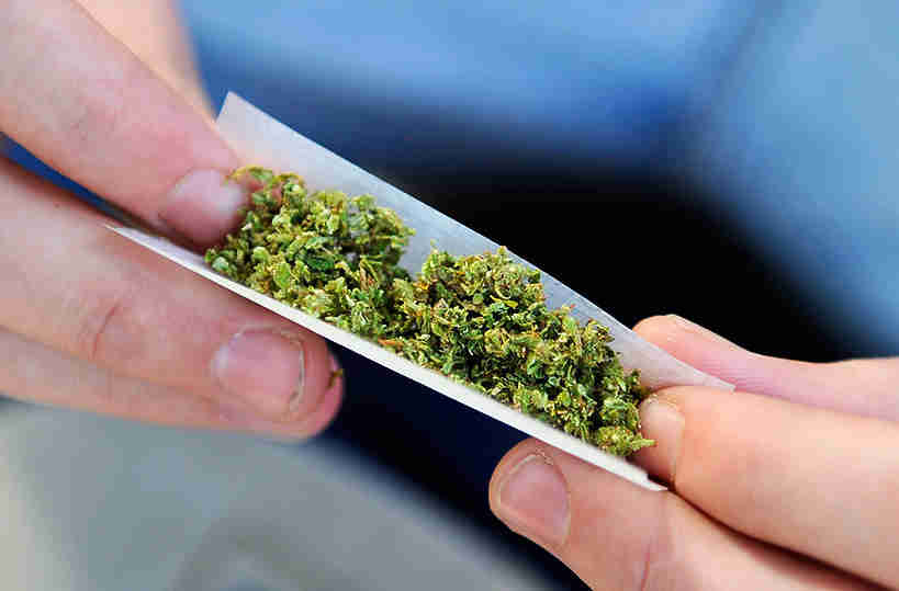 an argument in favor of the legalization of marijuana in california