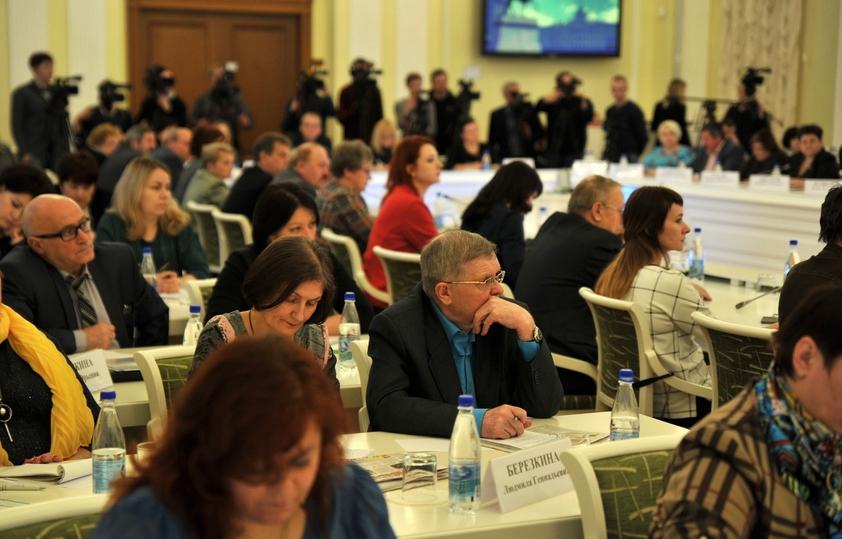 Губернатор Игорь Руденя проведет пресс-конференцию для корреспондентов Тверской области