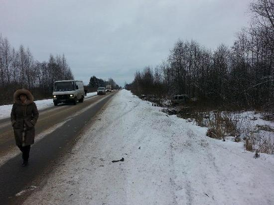 ВКимрах нетрезвый  шофёр  наУАЗе удирал отполицейских