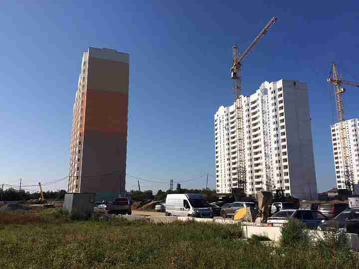 ВТверской области достроили все семь домов «СУ-155» для обманутых дольщиков