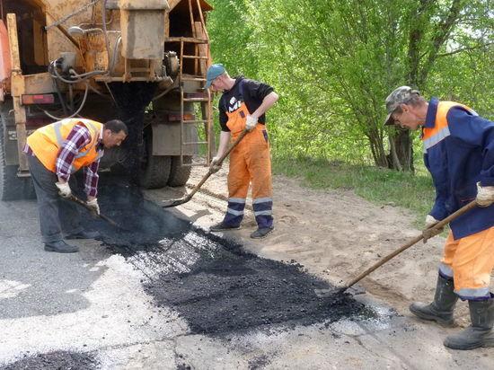 В Тверской области прошли нижнюю точку дорожных проблем