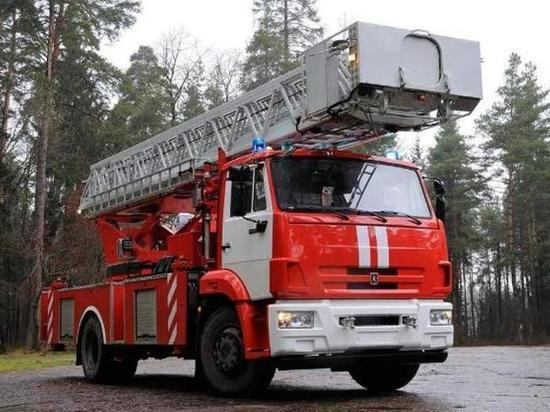 В Тверской области дотла сгорел жилой дом