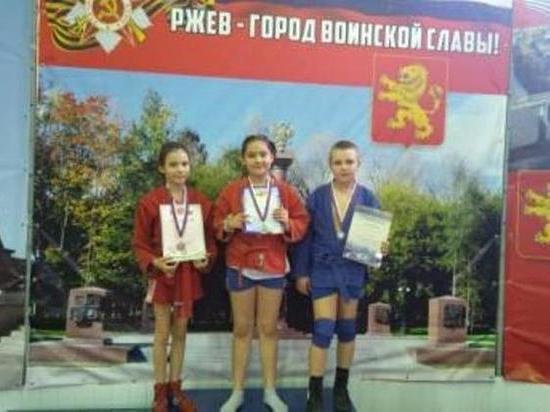 Тверская область приняла межрегиональный турнир по самбо