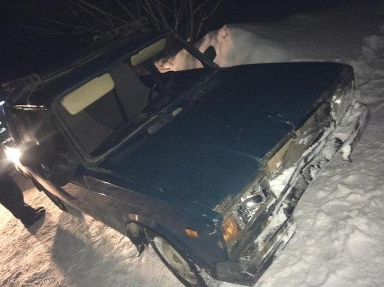 Под Тверью пьяный водитель насмерть сбил мужчину
