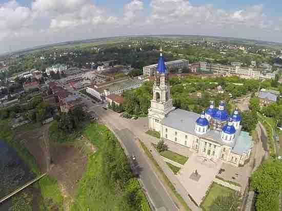 Кашин в Тверской области попал в пятёрку популярных городов