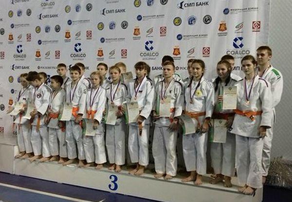 Молодые дзюдоисты Тверской области завоевали «бронзу» главенства РФ