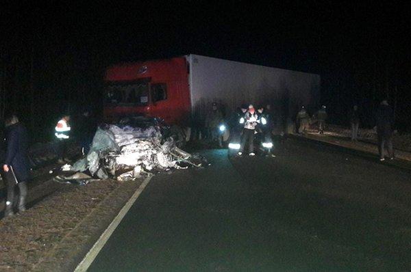 Затри дня вТверской области случилось 7 ДТП, один человек умер